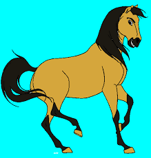 Small Picture Fanimage Billie Joe Spirit Stallion of the Coloring Pages