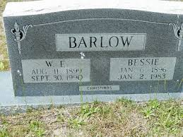 Bessie Griffith Barlow (1896-1983) - Find A Grave Memorial