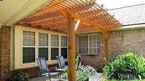 pergola patio