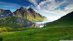 Nordic Landscape Wallpapers - Top Free ...