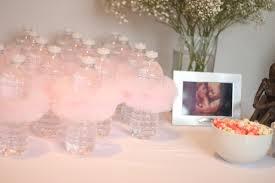 Water Bottles To Decorate Ballerina Baby Shower Lots of DIY goodies HautePnk 59