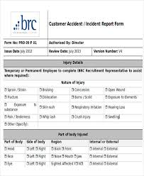 27 Incident Report Templates In Word Pdf Pages Free Premium