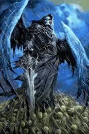 grim reaper live wallpapers angel of