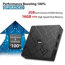 Android TV BOX Android 9,0 Set Top Box RK3229 Quad Core HK1 mini VS X96 mini  2GB / 16GB 4K H.265 WIFI IPTV Media Player HK1mini|Digitalempfänger