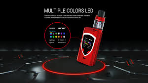 Smok Light Up Smok Procolor 225w Tc And Tfv8 Big Baby Beast Full Kit 2