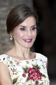 queen letizia of spain jewel tone eyeshadow