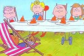 A Charlie Brown Thanksgiving ...