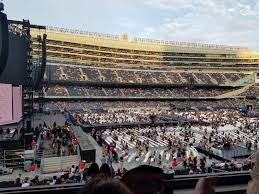 Beyonce Atlanta Seating Chart Soldier Field Section 242 Beyonce Tour The Formation World