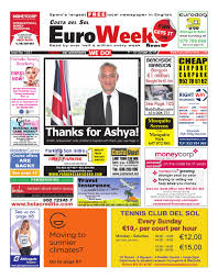 Euro Weekly News - Costa del Sol 9 - 15 October 2014 Issue 1527 by Euro  Weekly News Media S.A. - issuu
