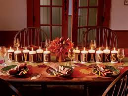 beautiful thanksgiving table decorations ideas