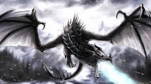 Black Dragon Wallpaper Desktop