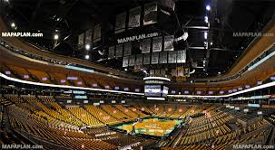 boston td garden view from section 5 row 24 seat 20