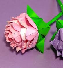 How To Make Flower With Paper Folding Mindy Craft Diy Tutorials Search Results With This Diy Paper Flower
