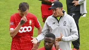 Arnaud Bodart après Standard-Waremme: «Le coach découvre encore l'équipe»  (5-0, vidéos) - Le Soir