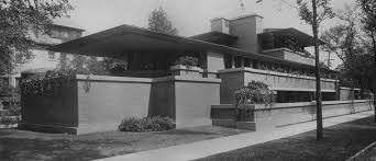 Frank Lloyd Wrightstyle House Opens For Tours In Camp Point Frank Lloyd Wright Style House