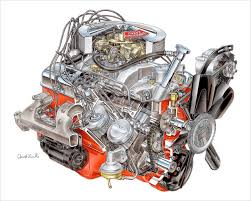 reference chevy engine block casting numbers enginelabs gen i small block chevy engine this drawing is of the 1967 version of the 302 cid chevrolet drawings by david kimble