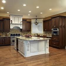 Eggshell Kitchen Cabinets Blue River Home Improvement