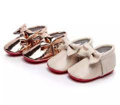 Patent Pu Leather Tassel Baby Moccasins Big Bowknot Red Bottom First Walkers For 0 24m Boys Girls Toddlers Infants Babies First Walkers Aliexpress