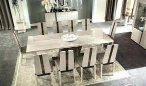 large round dining table seats 10 extendable size of within trendy room tables gl