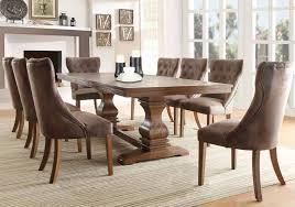fantastic upholstered dining room sets 16