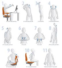 office ergonomics tips and best practices  ucop