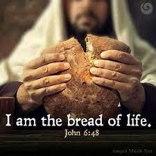 "I am the bread of life."" -Jesus... - Nac Church - Soul Care   Facebook"