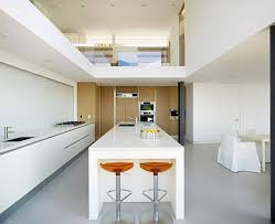 House Kitchen Modernity And Luxurious House Design In Exquisite Residence The