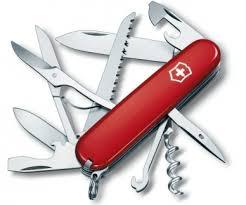 Нож <b>Victorinox HUNTSMAN</b> 1.3713 от Викторинокс, Швейцария