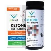 True Plus Ketone Test Strips Color Chart Ketone Strips 100ct Professional Grade Ketone Urine Test Strips 99 Accuracy