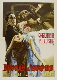 terence fisher s the horror of dracula and dracula has horror of dracula poster 1958