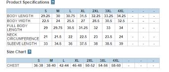Harriton Size Chart Size Charts Massacre Merch