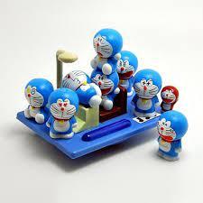 Bộ Đồ Chơi Xếp Hình Doraemon Nhiều Màu Sắc Dành Cho Trẻ Em giá cạnh tranh