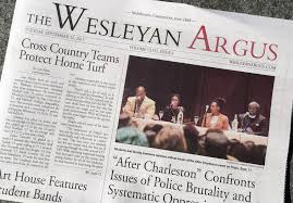 wesleyan student government dissatisfied campus newspaper  wesleyan student government dissatisfied campus newspaper cuts funding in half community