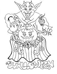 Small Picture Download Coloring Pages Halloween Coloring Pages To Print Out For
