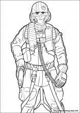 Star Wars The Force Awakens Coloring Pages On Coloring Bookinfo