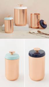 keep your food and decor fresh with these  modern jars and