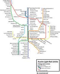 Austin 2000 Light Rail Proposed Austin Light Rail Blairfield Realty