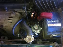 Установка газобалонного оборудования | TOYOTA Avensis Verso 2.0
