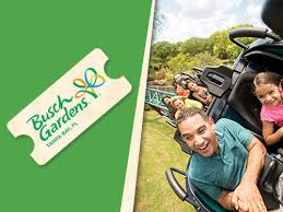busch gardens admission. Brilliant Busch Enjoy One Visit To Busch Gardens Tampa Bay Throughout Admission