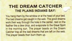 The Story Behind Dream Catchers beautiful story to read to kids then hang a dreamcatcher in 15