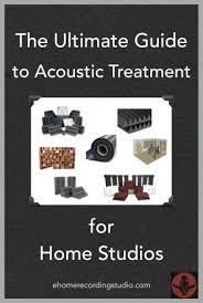 Основы <b>акустической обработки</b>: полный гайд для домашних ...