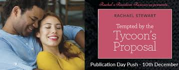 Tempted by the Tycoon's Proposal Tour | Rachel's Random Resources