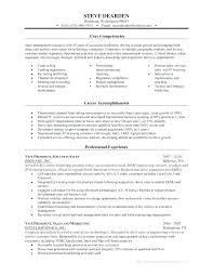 Core Competencies Teacher Resume