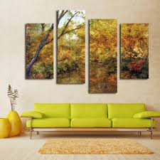 Paintings For Living Room Walls Online Get Cheap Popular Artwork Aliexpresscom Alibaba Group
