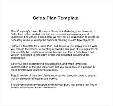 Sales Call Plan Sample Template Free Download Creating A Crevis Co