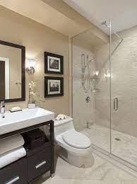 40 Beige Bathroom Tiles Ideas And Pictures Transitional Bathroom Design Small Bathroom Remodel Bathroom Design Small