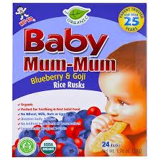 Отзывы Hot Kid, <b>Baby Mum</b>-<b>Mum</b>, <b>органические</b> рисовые ...