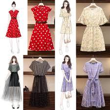 China <b>Summer Dresses Korean Style</b>