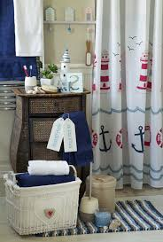 Bathroom Beach Accessories Beach Shower Curtains And Bath Accessories