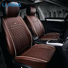 rear car seat covers front rear luxury leather car seat cover for ford focus fiesta edge explorer s max auto accessories styling car seat covers car seat